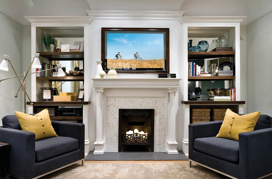 How to Transform Your Living Room into an Impressive Media Room