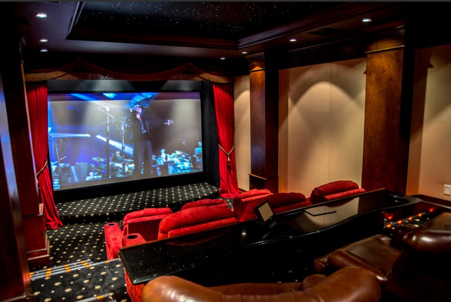 Must-Haves for Your New Home Theater Design Project